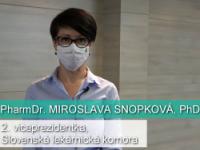 M. Snopková: Špecifiká liečby starších pacientov